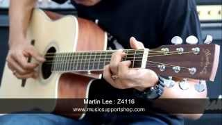 Download Martin Lee Z-4116 by AcousticThai Video