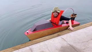 Download Mini Boat - First Launch Video