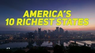 Download The 10 RICHEST STATES in AMERICA Video