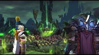 Download Assault Broken Shore (Alliance) - Legion Alpha [LORE SPOILERS] Video