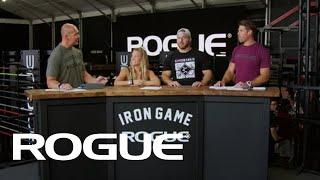 Download Rogue Iron Game - Episode 18 - 2019 Reebok CrossFit Games Video