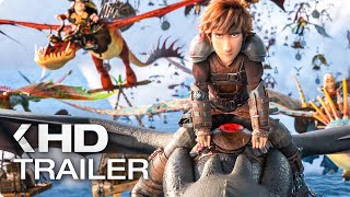 Download HOW TO TRAIN YOUR DRAGON 3 - 8 Minutes Trailers & Clips (2019) Video