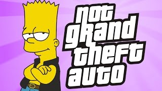 Download NOT GRAND THEFT AUTO Video