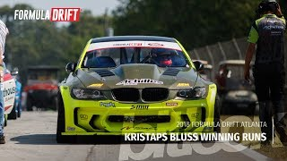 Download Kristaps Bluss Winning Runs at Formula Drift Atlanta 2018 | #bitlook Video