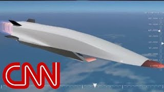 Download Hypersonic jet travels a mile a second Video