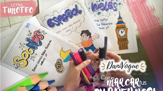 Download Aprende Letra Timoteo y Marca tus Cuadernos, tarjetas, carteleras y mas!! Video