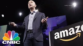 Download Amazon Just Added A FedEx. Stock Up Nearly $62 Billion In A Single Day | CNBC Video