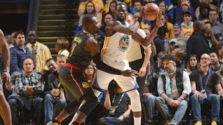 Download Warriors Beat Hawks 105-100 Video