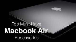 Download Top Must-Have Macbook Air Accessories Video