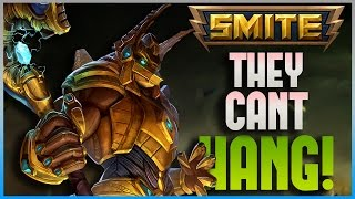 Download ANUBIS IS TOO GOOD - SMITE Live Gameplay #3 - ″Smite″ Anubis PS4 Gameplay Video