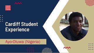 Download Cardiff Student Experience: Ayo-Oluwa (Nigeria) Video