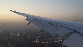 Download - EXCLUSIVE - Air France Boeing 787 Dreamliner Landing in Cairo CAI Video