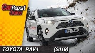 Download Toyota RAV4 2019 Hybrid Test - Testbericht Video