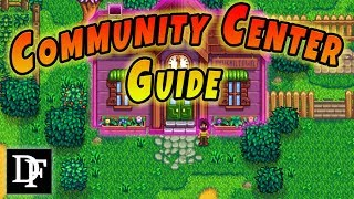 Download A Simple Community Center Guide - Stardew Valley Video