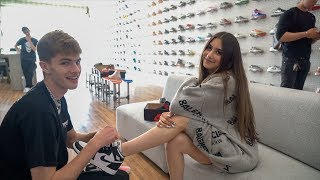 Download HE TOOK ME HYPEBEAST SHOE SHOPPING Video
