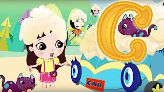 Download Letter C - Olive and the Rhyme Rescue Crew | Learn ABC | Sing Nursery Songs Video