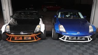 Download FINISHING MY 350Z! Widebody & Fluid Coolers Video