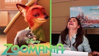 Download ZOOMANIA - Im Synchronstudio - Disney HD Video