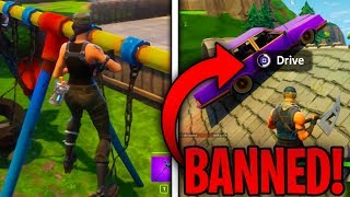 Download Top 5 Easiest Ways To GET BANNED In Fortnite Battle Royale Video