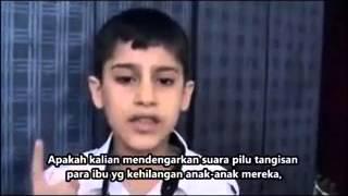 Download Tangisan anak Palestina Video