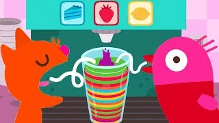 Download Play & Learn Colors, Numbers & Shapes Games - Sago Mini World - Fun Pet Care Learning Games For Kids Video