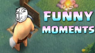Download Clash Of Clans Funny Moments ♦ COC Glitches, Fails, Wins and Trolls Compilation Video