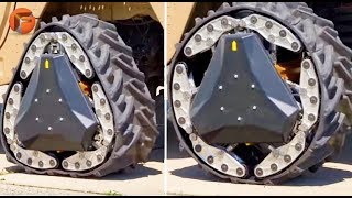 Download This FUTURISTIC WHEEL can change shape Video