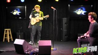 Download 102.7 KIIS-FM: Ed Sheeran Loop Pedal Tutorial with JoJo Video