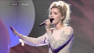 Download The X Factor Denmark 2012 - Final Live Show - Ida sings ″Paradise″ - HD Video