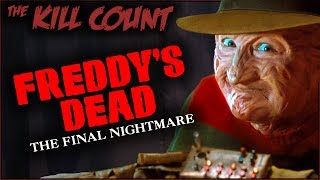Download Freddy's Dead: The Final Nightmare (1991) KILL COUNT Video