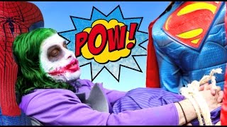 Download Super Hero Pool Party Video