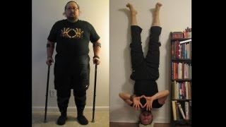 Download Never, Ever Give Up. Arthur's Inspirational Transformation! Video