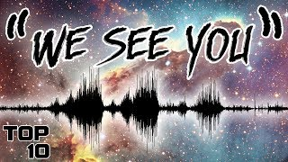 Download Top 10 Scary SIGNALS From Space Video