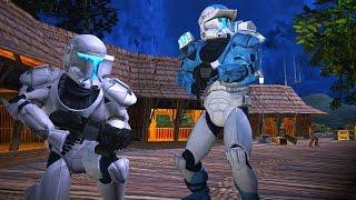 Download Star Wars Battlefront 2 Mods: Kashyyyk Depot Video
