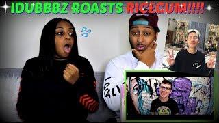 Download IDUBBBZ DISSES RICEGUM!!!!   Asian Jake Paul (feat. Boyinaband) *DISS TRACK* REACTION!!! Video