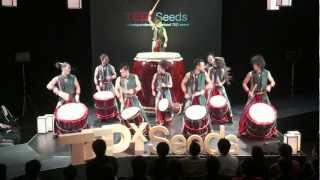 Download Yamato - the drummers of Japan [倭] at TEDxSeeds 2012 Video