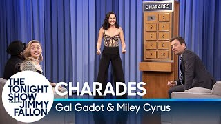 Download Charades with Gal Gadot and Miley Cyrus Video