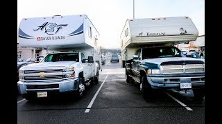 Download Why Did I BUY This TRUCK to Haul my Truck Camper? Video