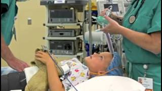 Download Mission Children's Hospital Inpatient Surgery Tour Video