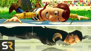Download 25 Scenes Pixar Stole From Other Movies Video