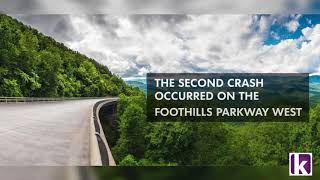 Download One killed, one airlifted in motorcycle crashes in Smokies Video