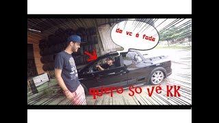 Download O DANILO CRESPO QUASE ESTOURA O PNEU DO MATHEUS KUASNE NAS 18//// Video