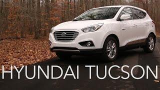 Download 2015 Hyundai Tucson FCV Quick Drive | Consumer Reports Video