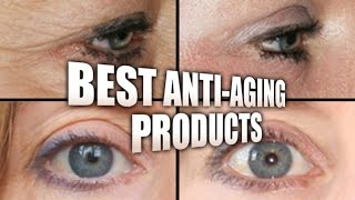 Download THE TOP 5 BEST ANTI-AGING PRODUCTS! PLUS THE HOLY GRAIL OF EYE SERUMS! Video