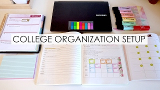 Download College Organization Setup Video
