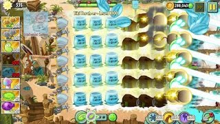 Download Tiki Torch-er Level 1000 - Impossible Level - Plants vs Zombies 2 Video