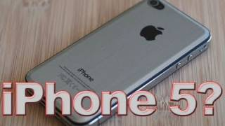 Download iPhone 5 Prototype, Metal Back & Larger Display Video