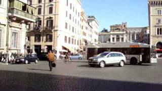 Download More crazy traffic in Rome Italy Video