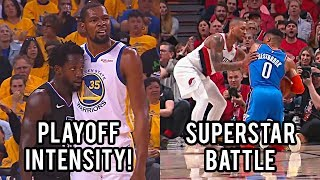 Download NBA PLAYOFFS (Beef Moments) Video