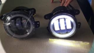 Download Lantsun®4″ 30w led fog light for Jeep wrangler JK Video